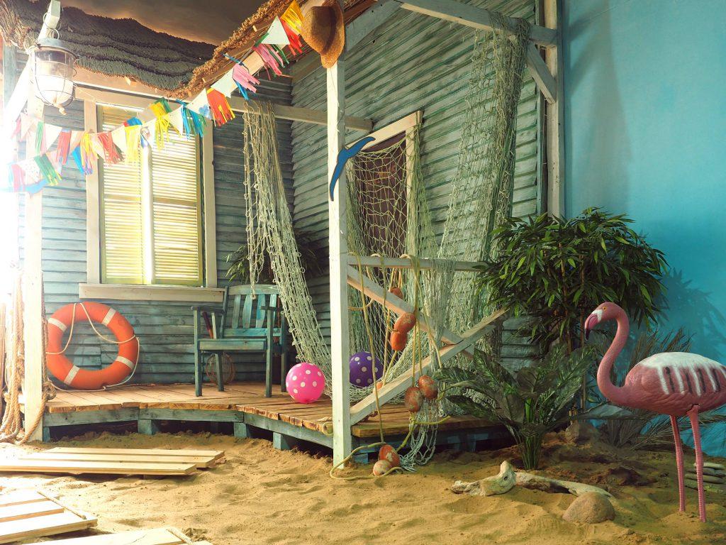 зал АКВА, студия с песком, фотостудия с аквазоной, аквастудия, лофт в аренду в москве, студия с пляжем, фотостудия с песком